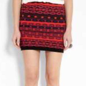 M by Missoni Knit Tube Mini Skirt. size 42